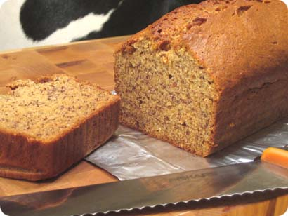 Banana bread - Yummy!