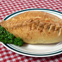 Cornish Pastry in Thames, New Zealand