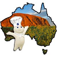 Doughboy goes Australia (and New Zealand)