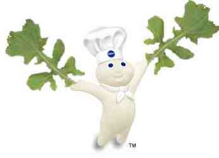 Doughboy Goes Green