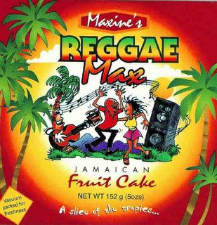 Jamaican Fruitcake